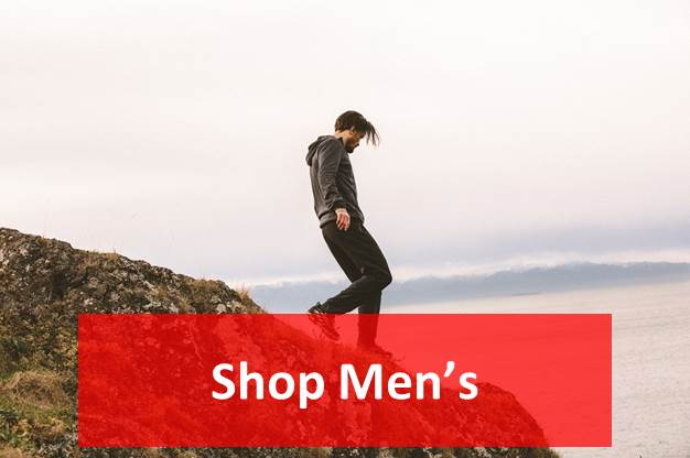 Shop Mens outdoor clothing, footwear, trousers - Outdoor Adventure NI