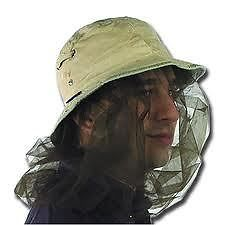 Highlander Mosquito/Midge Micro Head Net