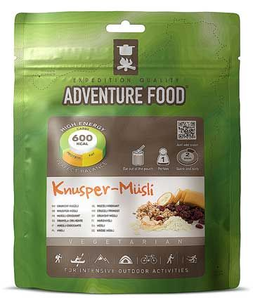 Adventure Foods Breakfast Knusper Musli