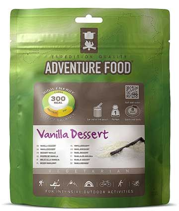 Advenutre Foods Dessert Vanilla