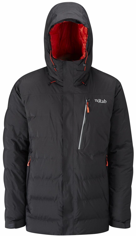 Rab Mens Resolution Jacket Lightweight Warm Waterproof