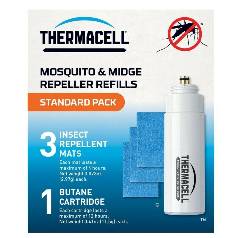 Thermacell Mosquito /& Midge Repeller Refills Standard Pack